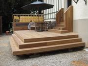 holzterrassen 03. Black Bedroom Furniture Sets. Home Design Ideas